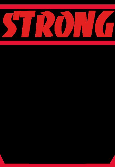 maglietta STRONG