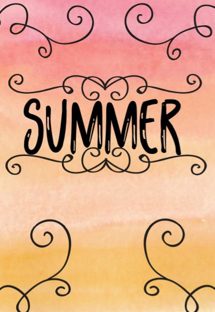 maglietta SUMMER