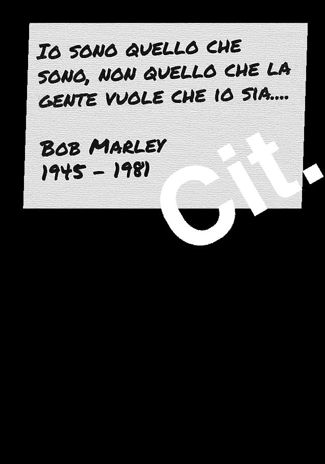 maglietta Cit. Marley