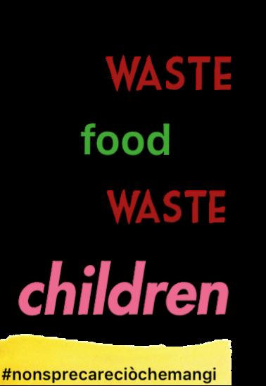 maglietta t-shirt contro la fame