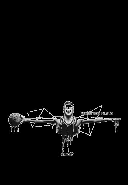 maglietta Macklemore Wings