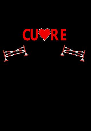 maglietta porta il tuo cuore