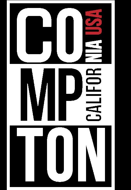 maglietta COMPTON - California - Usa