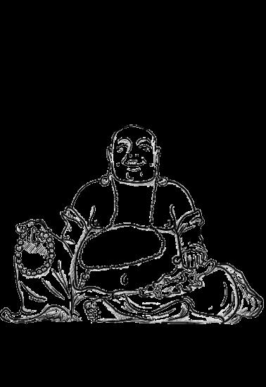 maglietta BUDDAH
