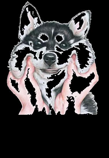 maglietta DOG cute