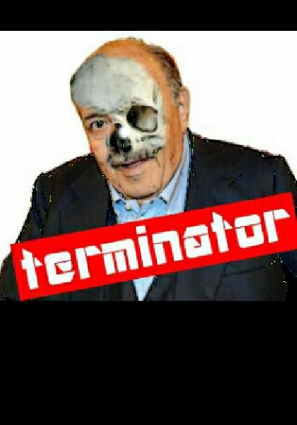 maglietta terminator Cottanzo