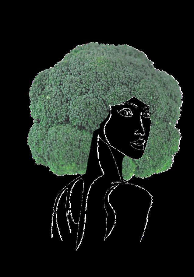 maglietta Healthy Afro volume 3
