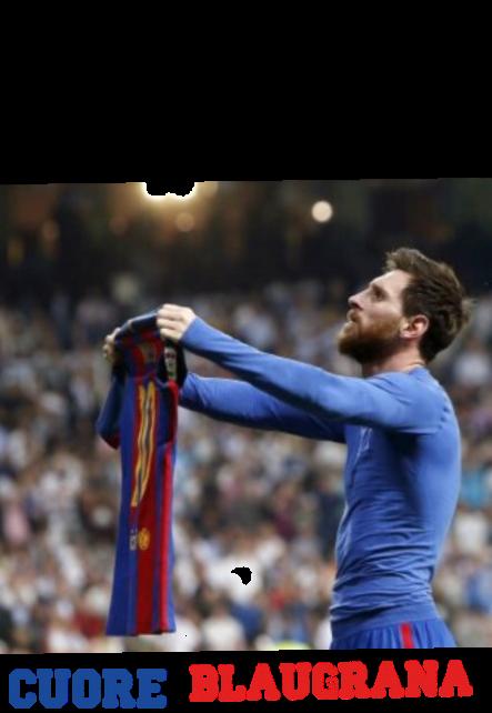 maglietta Messi