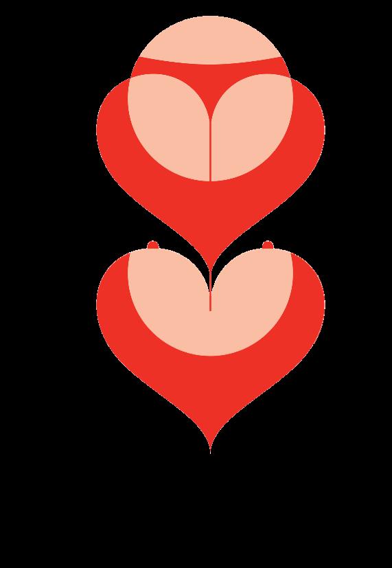 maglietta Hearts & Crafts