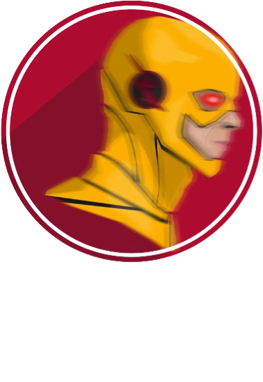maglietta REVERSE FLASH
