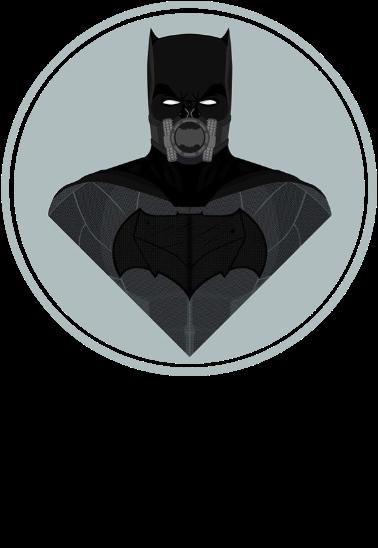 maglietta BATMAN