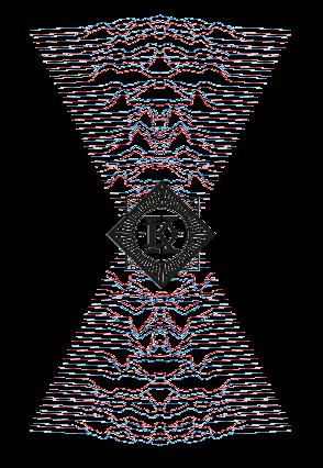 maglietta GeomArt-rilievi