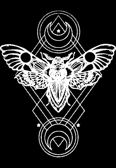 maglietta Acherontia atropos