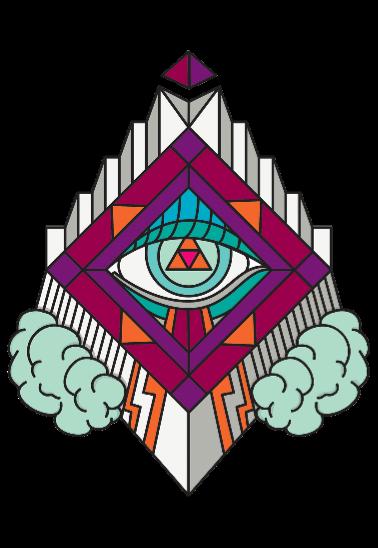 maglietta GeomTRIBE >>> KoralDesign