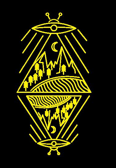 maglietta ufo
