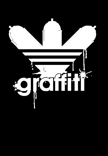 maglietta Graffiti