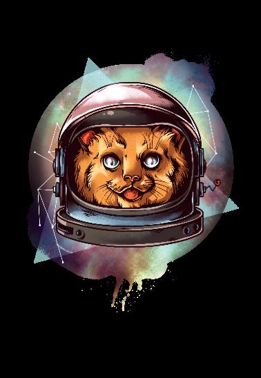 maglietta Cosmo cat