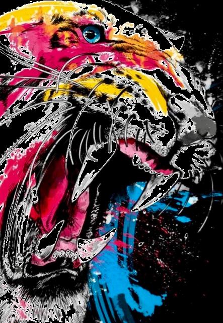 maglietta Tiger Dan