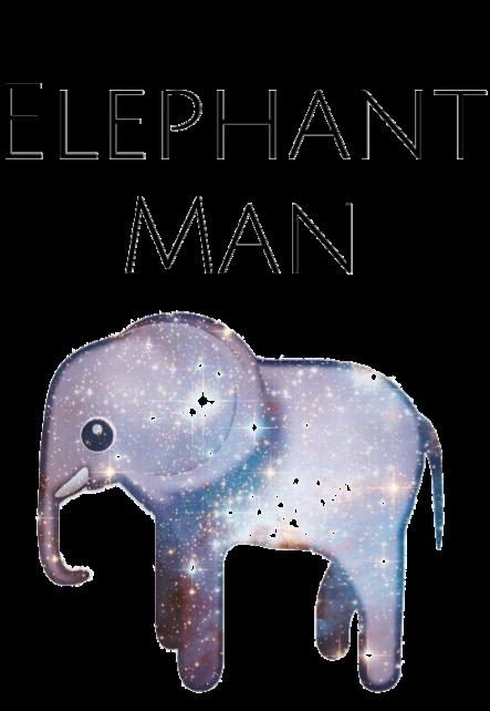 maglietta Elephant Man