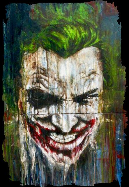 maglietta joker 2