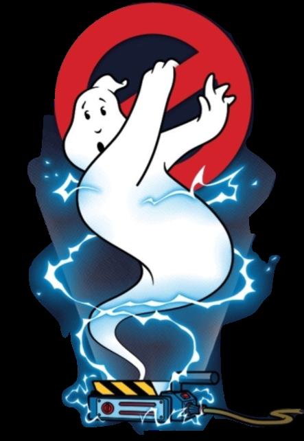 maglietta ghostbusters