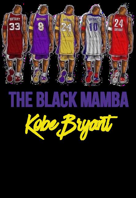 maglietta Kobe Bryant
