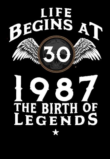 maglietta 1987