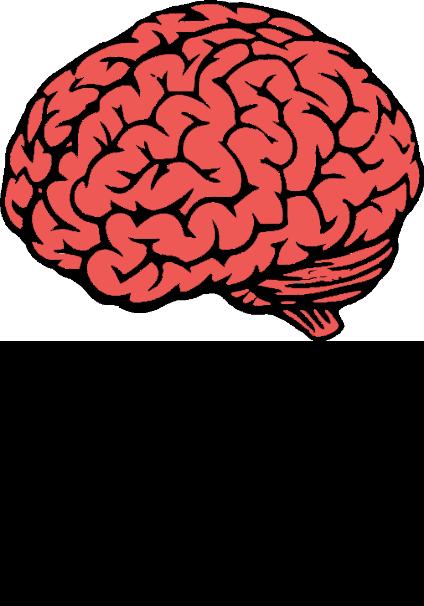 maglietta brain