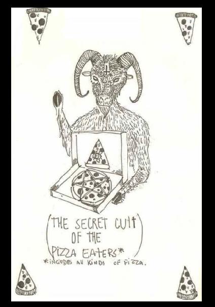 maglietta pizza