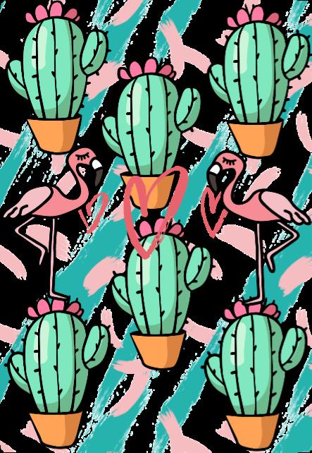 maglietta Cactus&More
