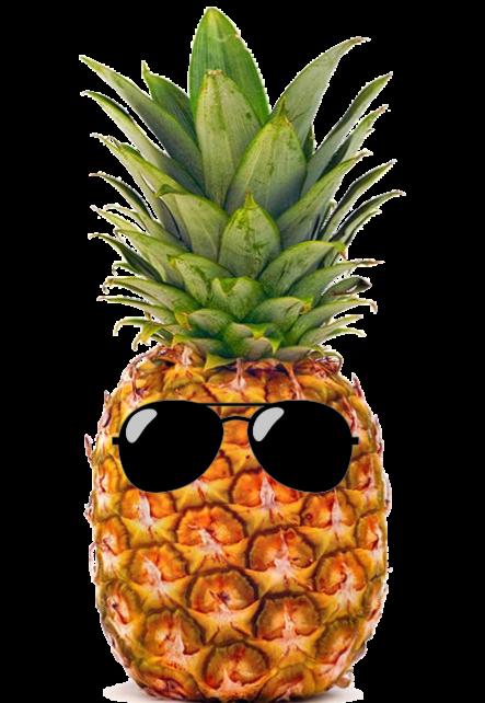 maglietta funny Ananas