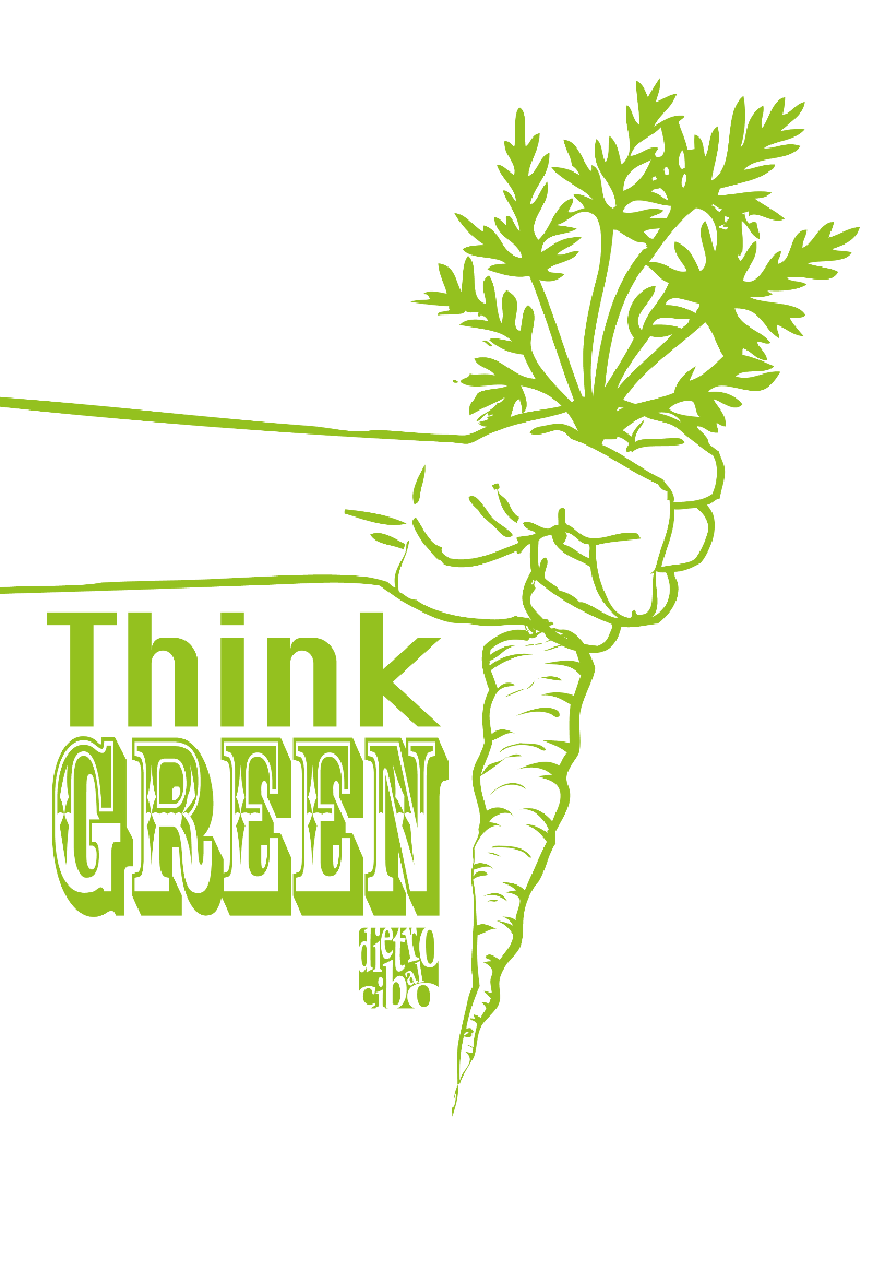 maglietta Think Green