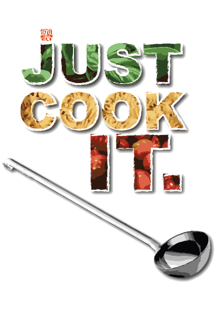 maglietta just cook it