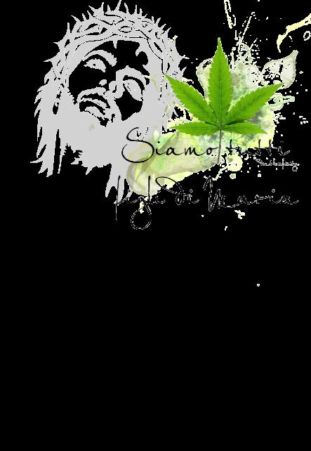 maglietta Cannabis