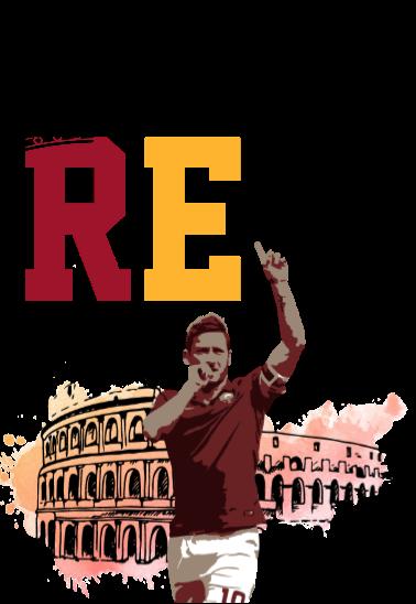 maglietta 10TTI RE DI ROMA