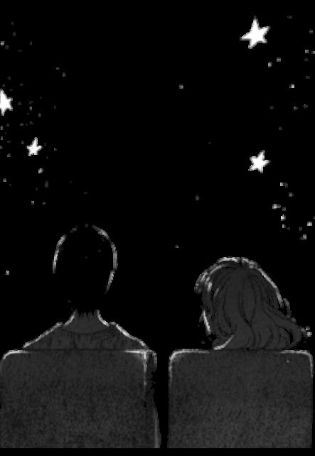 maglietta Under the stars