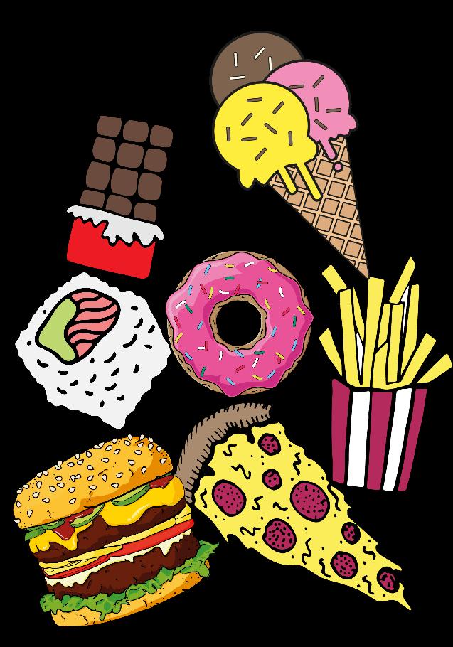 maglietta foods