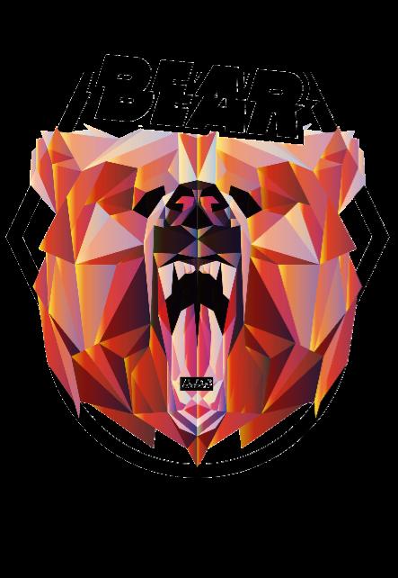 maglietta bear w