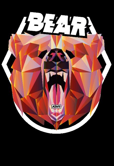 maglietta bear b