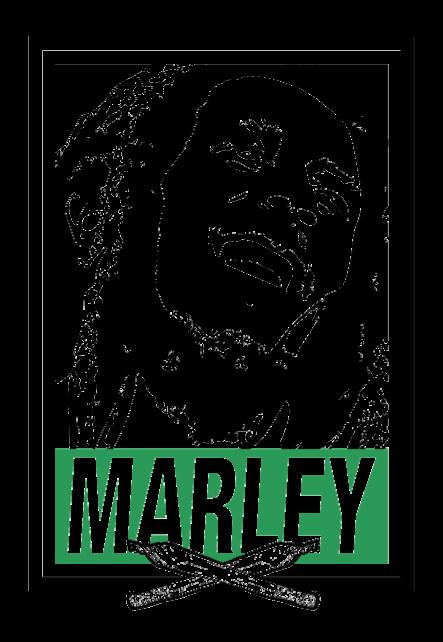 maglietta marley