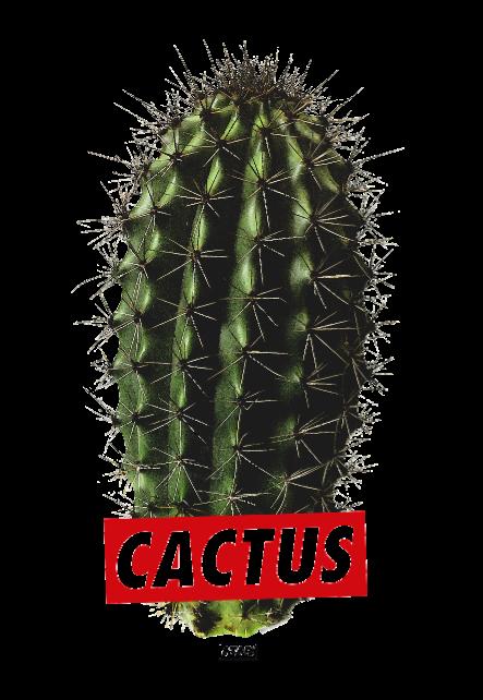 maglietta cactus