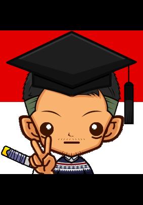 maglietta Graduation Character
