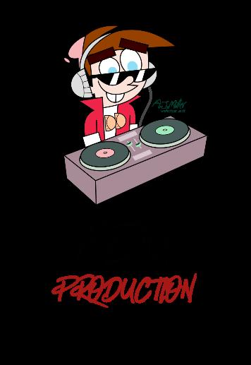 maglietta Cover 'MEJU PRODUCTION'