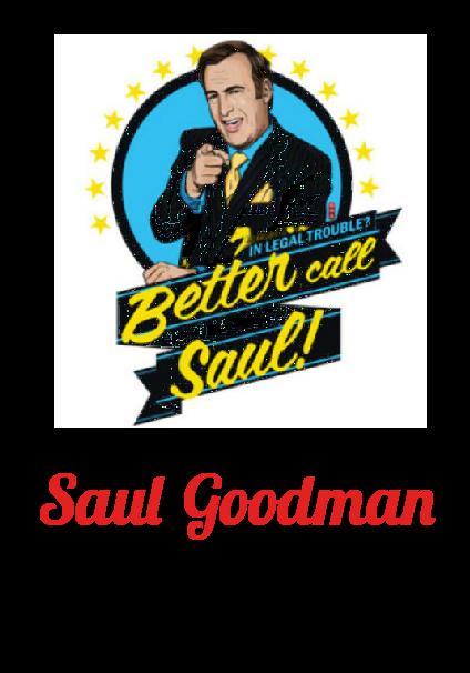 maglietta Better Call Saul