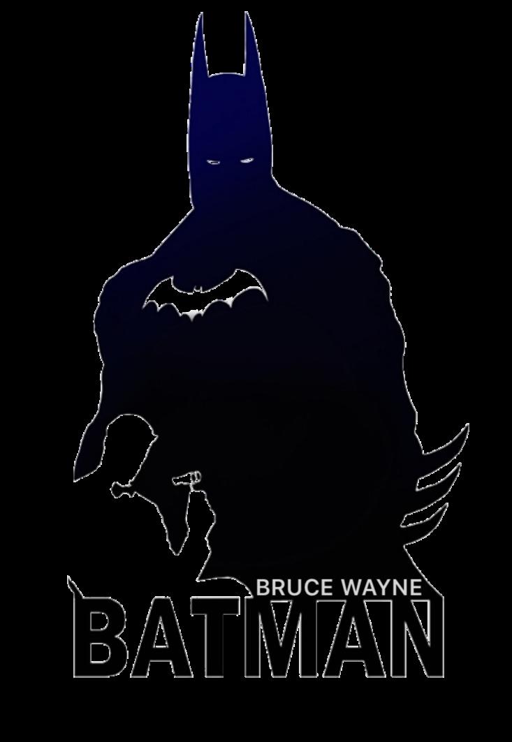 maglietta batman/bruce