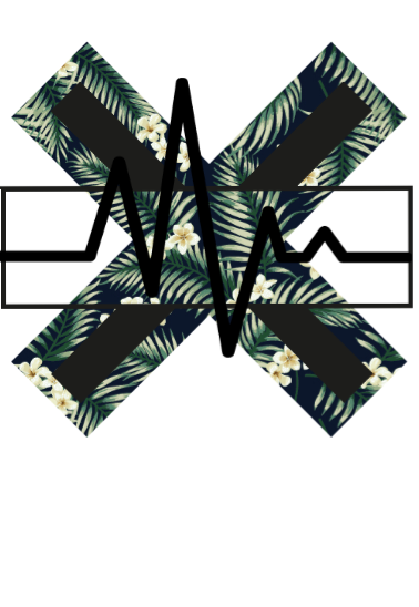 maglietta flowermusic