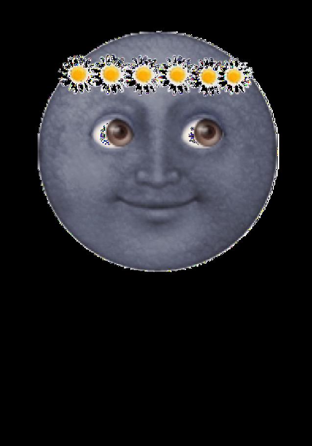 maglietta moon