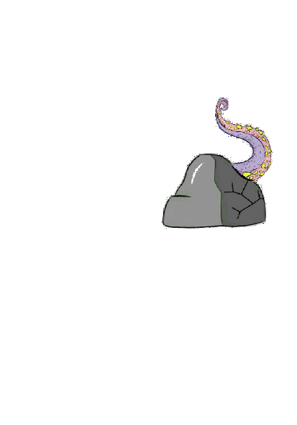 maglietta Stone tentacle