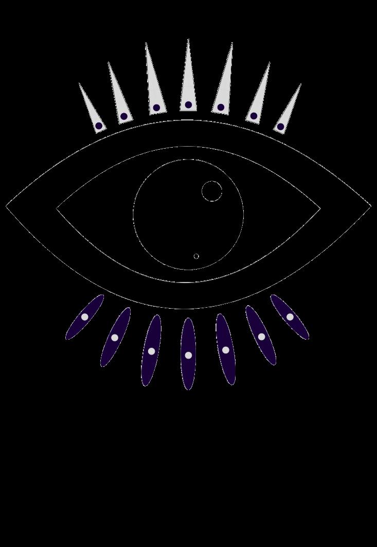 maglietta eye of...