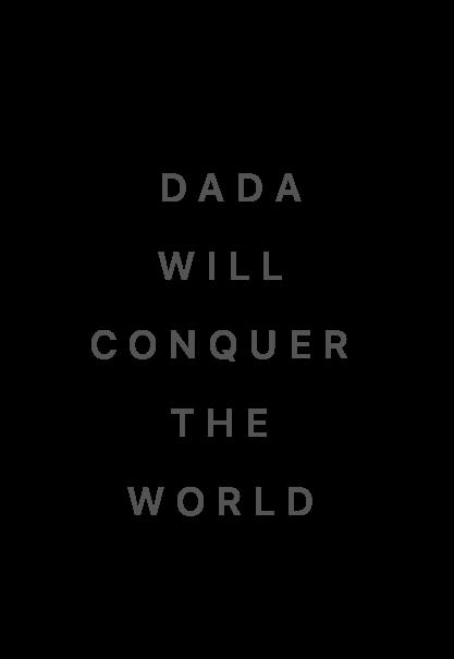 maglietta dadaism